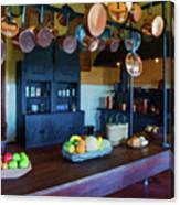 The Biltmore Kitchen Canvas Print