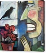 The Bird Watcher Canvas Print