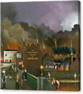 The Black Country Museum 2 Canvas Print