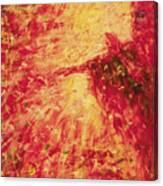 The Blind Beggar - Bgblb Canvas Print