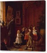 The Blodgett Family Canvas Print