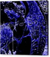 The Blue Angel Canvas Print