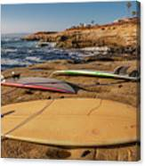 The Boards Canvas Print