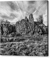The Bomb Rocks Canvas Print