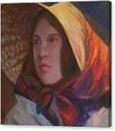 The Bonnet Canvas Print