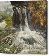 The Botainial Gardens Canvas Print