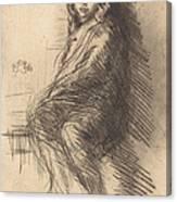 The Boy Canvas Print