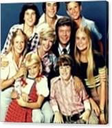 The Brady Bunch Canvas Print