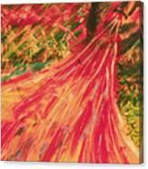 The Breath Of Life - Bgbrl Canvas Print