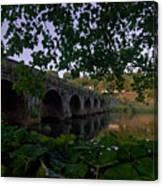 The Bridge At Inistogue Canvas Print