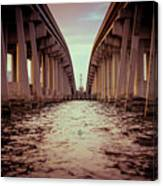 The Bridge II Canvas Print