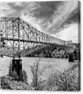The Bridge Of The Gods Canvas Print