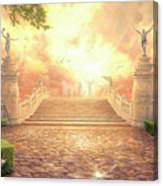 The Bridge Of Triumph Canvas Print