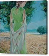 The Bright Day Canvas Print