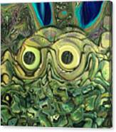 The Bug Canvas Print