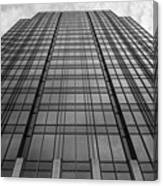 The Building Canvas Print
