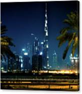 The Burj Khalifa  Canvas Print