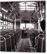 The Bus Canvas Print