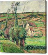 The Cabbage Slopes Canvas Print