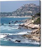 The Cabo Coast Canvas Print
