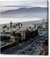 The California Incline Canvas Print