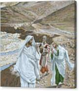 The Calling Of St. Andrew And St. John Canvas Print