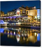 The Cannery Restaurant Canvas Print