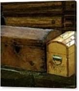 The Captain's Cabin Canvas Print