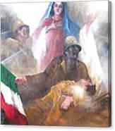 The Carabinieri History 1814 2008 Canvas Print