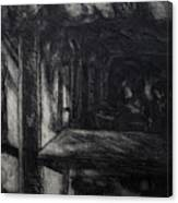 The Catacombs Canvas Print