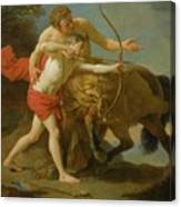 The Centaur Chiron Canvas Print