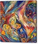 The Chagall Dreams Canvas Print