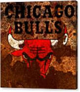 The Chicago Bulls R1 Canvas Print