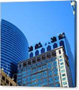 The Chicago Group Canvas Print