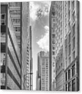 The Chicago Loop Canvas Print