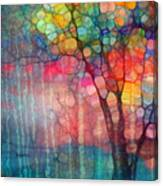 The Circus Tree Canvas Print