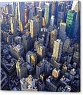 The City II Canvas Print