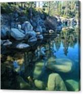 The Clarity Of Morning  Canvas Print