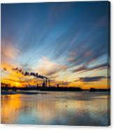 The Cloud Factory Canvas Print