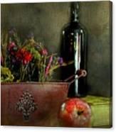 The Copper Planter Canvas Print