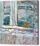 The Corner Window Canvas Print