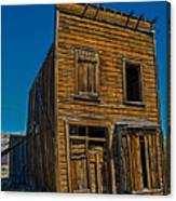 The Crooked House Canvas Print