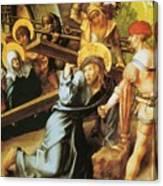 The Cross 1497 Canvas Print