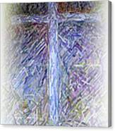 The Cross Canvas Print