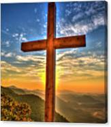 The Cross The Choice Pretty Place Chapel Greenville South Carolina Art Canvas Print