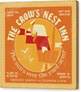 The Crow's Nest Inn Canvas Print
