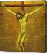 The Crucifixion 1311 Canvas Print
