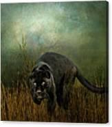 The Dark Destroyer Canvas Print