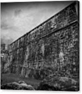 The Dark Fort Canvas Print