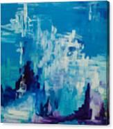 The Deep 2008 Canvas Print